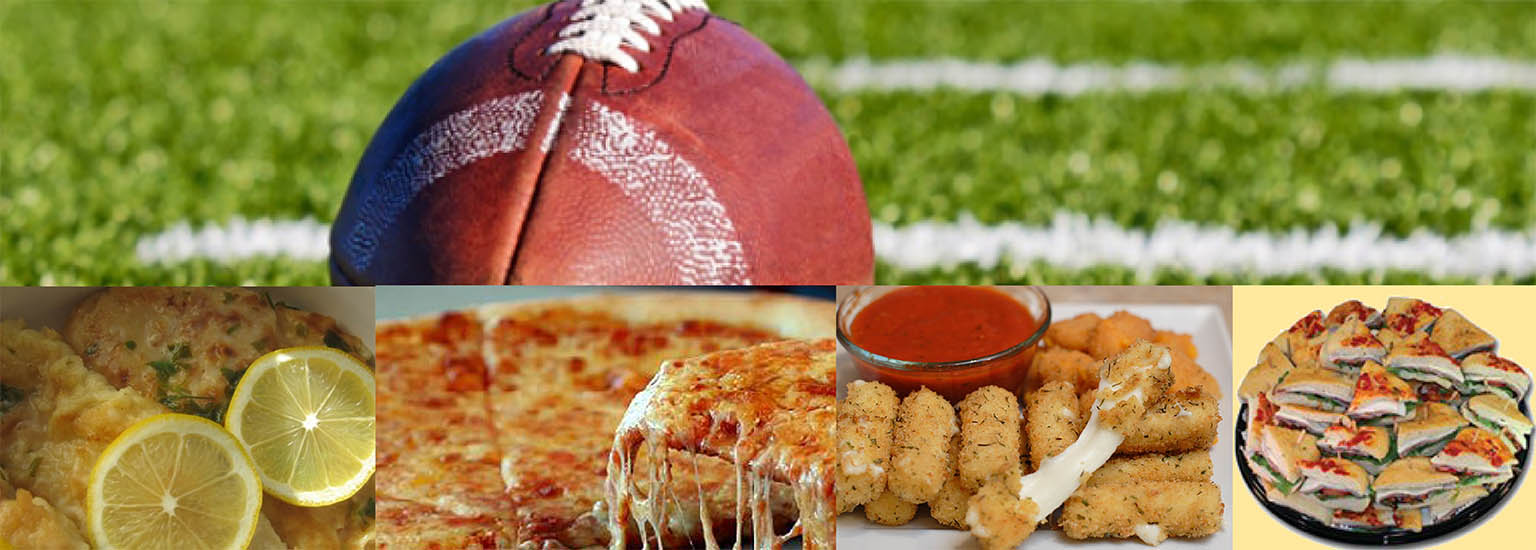 La Rosa Game Day Specials for your Football Party