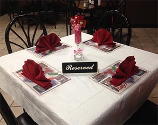 Join La Rosa for Valentine's Day